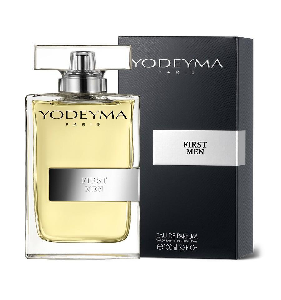 Yodeyma FIRST MEN Eau de Parfum 100ml (212 Vip Men) Profumo Uomo
