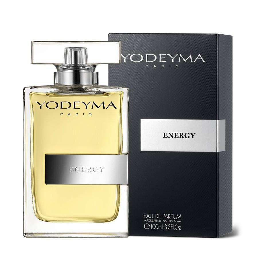 Yodeyma ENERGY Eau de Parfum 100ml (Hugo) Profumo Uomo