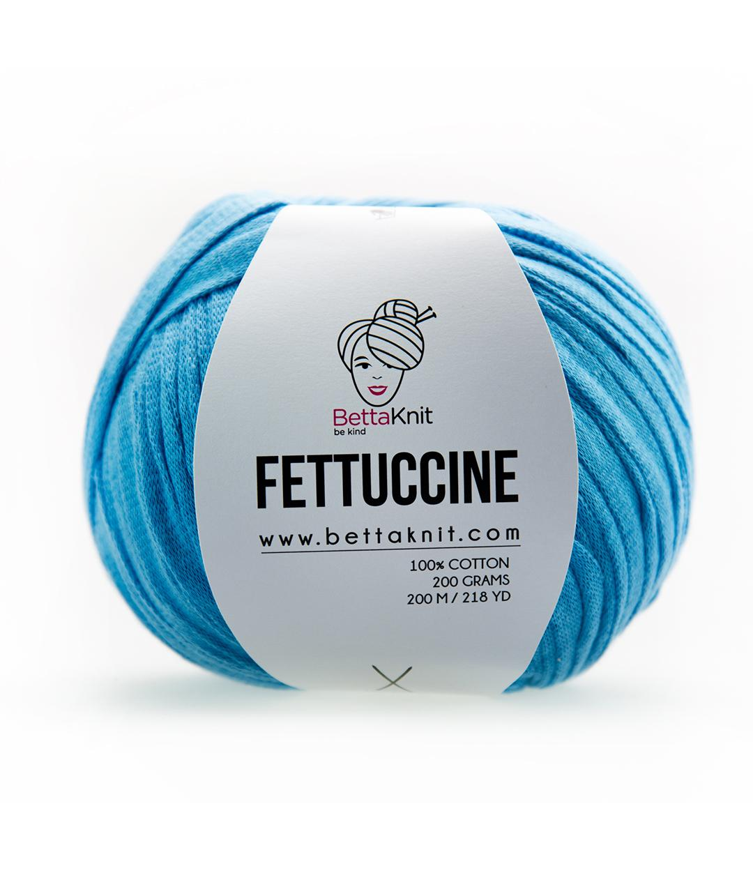Cotton - Yarns - Fettuccine - 1