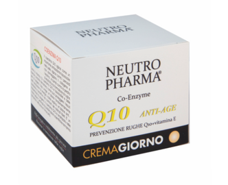 NEUTRO-PHARMA CREMA ANTIRUGHE Q10 NOTTE