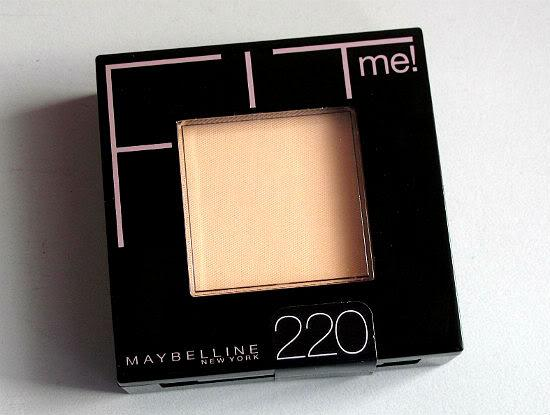 MAYBELLINE FIT ME CIPRIA 220
