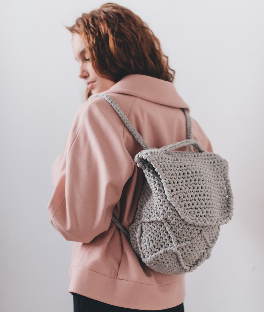 Bags Collection - Bags  - DIAMOND BACKPACK - 1