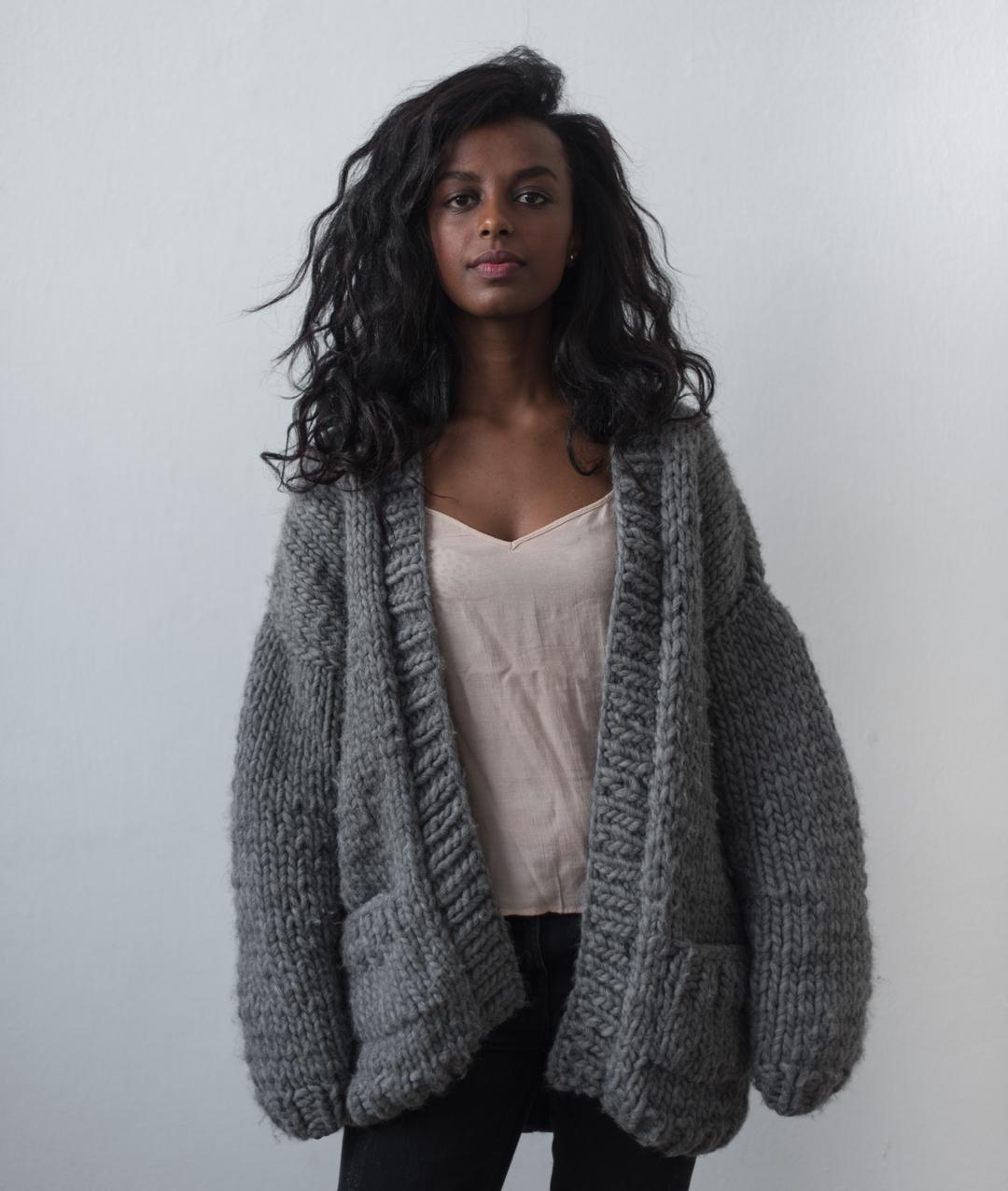 Cardigans and Vests  - Wool - Cecilia Cardigan - 1