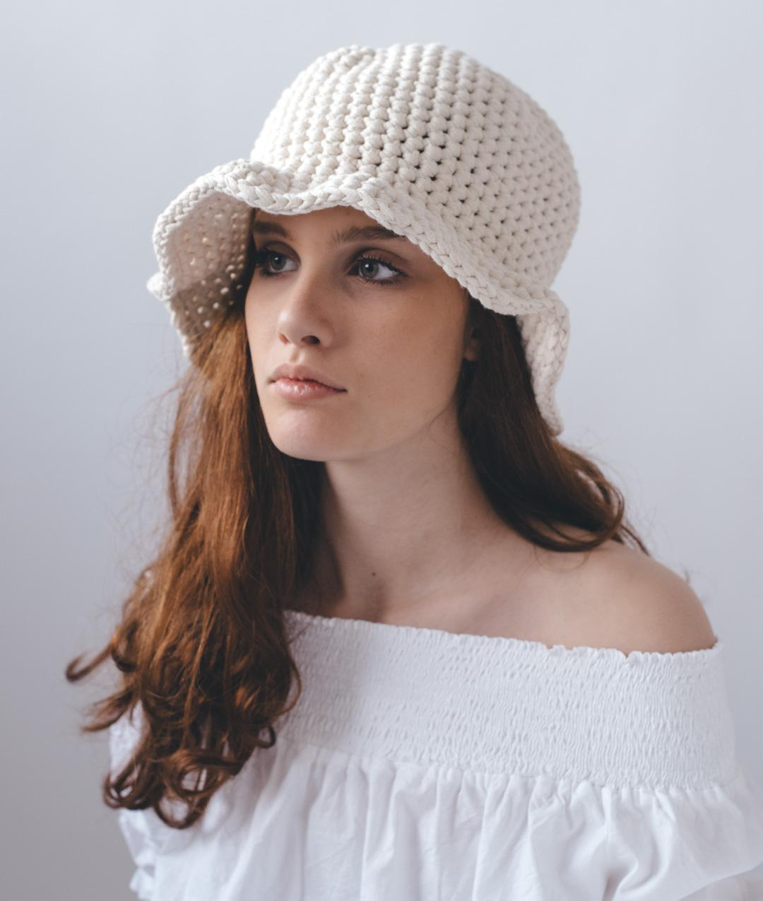 Hats and Beanies - Cotton - Lolly Hat - 1