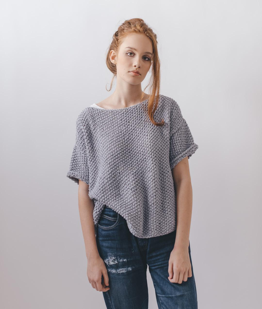 Sweaters and Tops - Cotton - Carry Sweater - 1