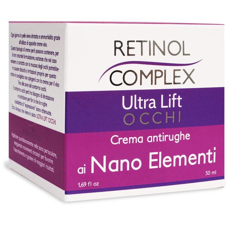 RETINOL COMPLEX- Ultra Lift Occhi ai Nano Elementi 50ml