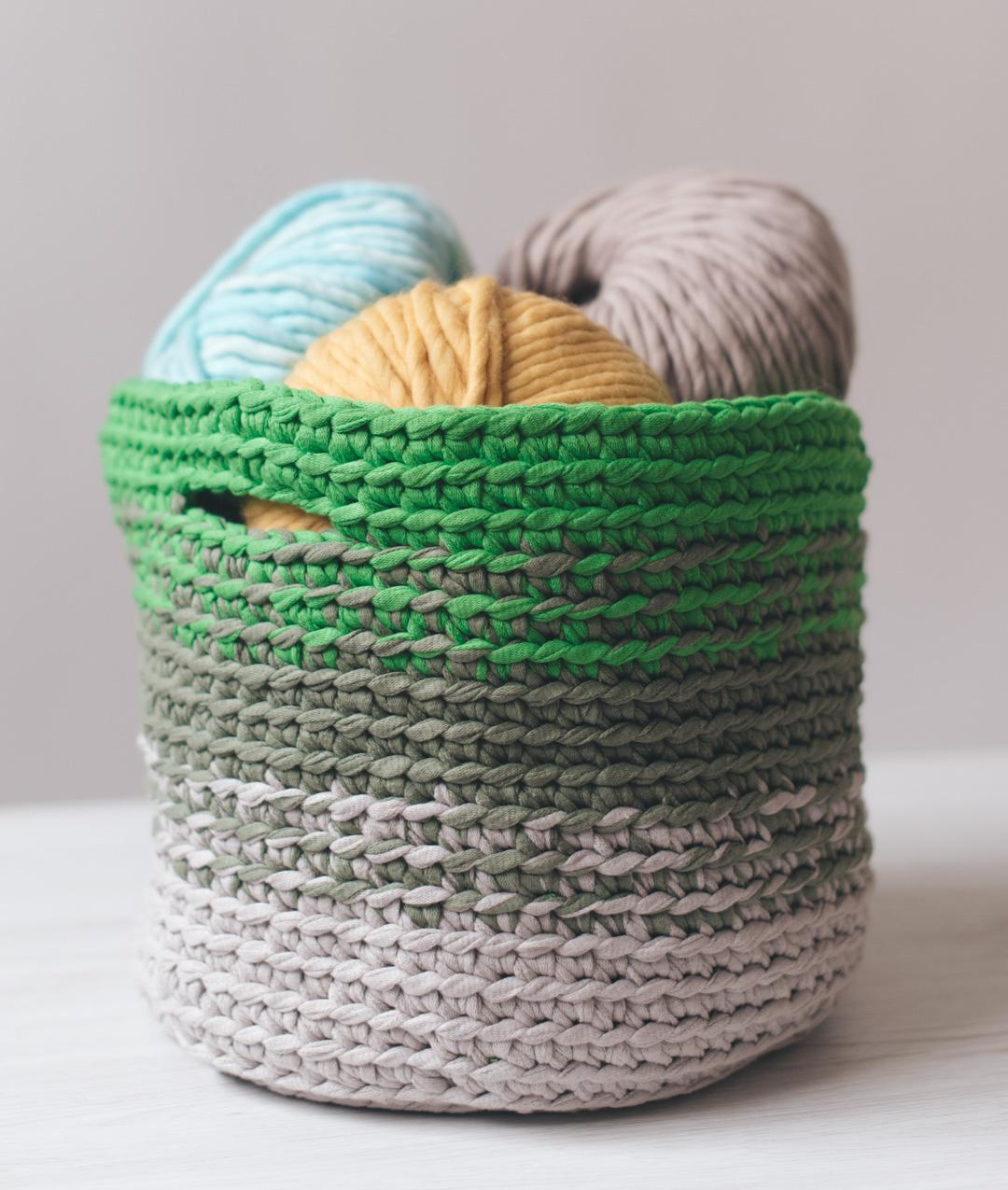 Homeware - Cotton - SHADE BASKET - 1