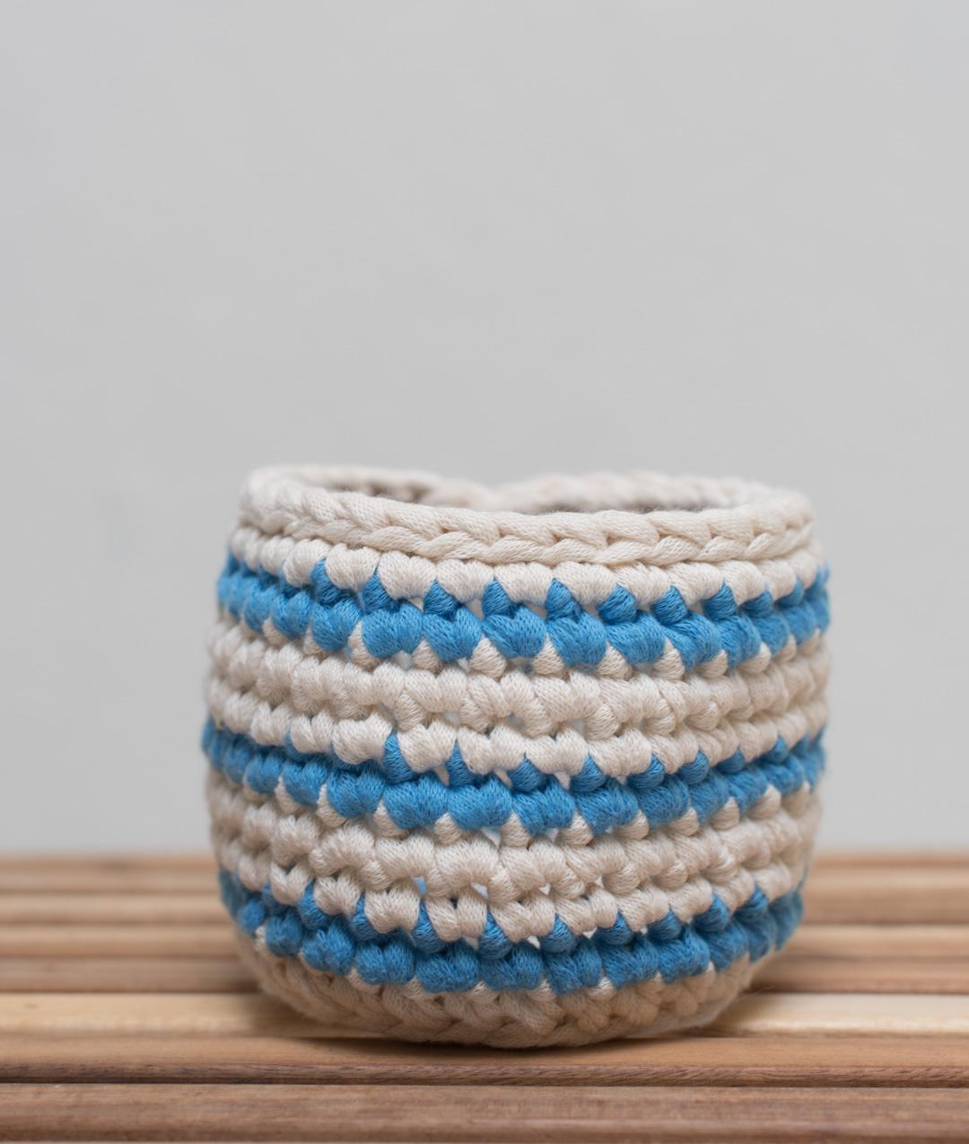 Homeware - Cotton - Twinny Baskets  - 1