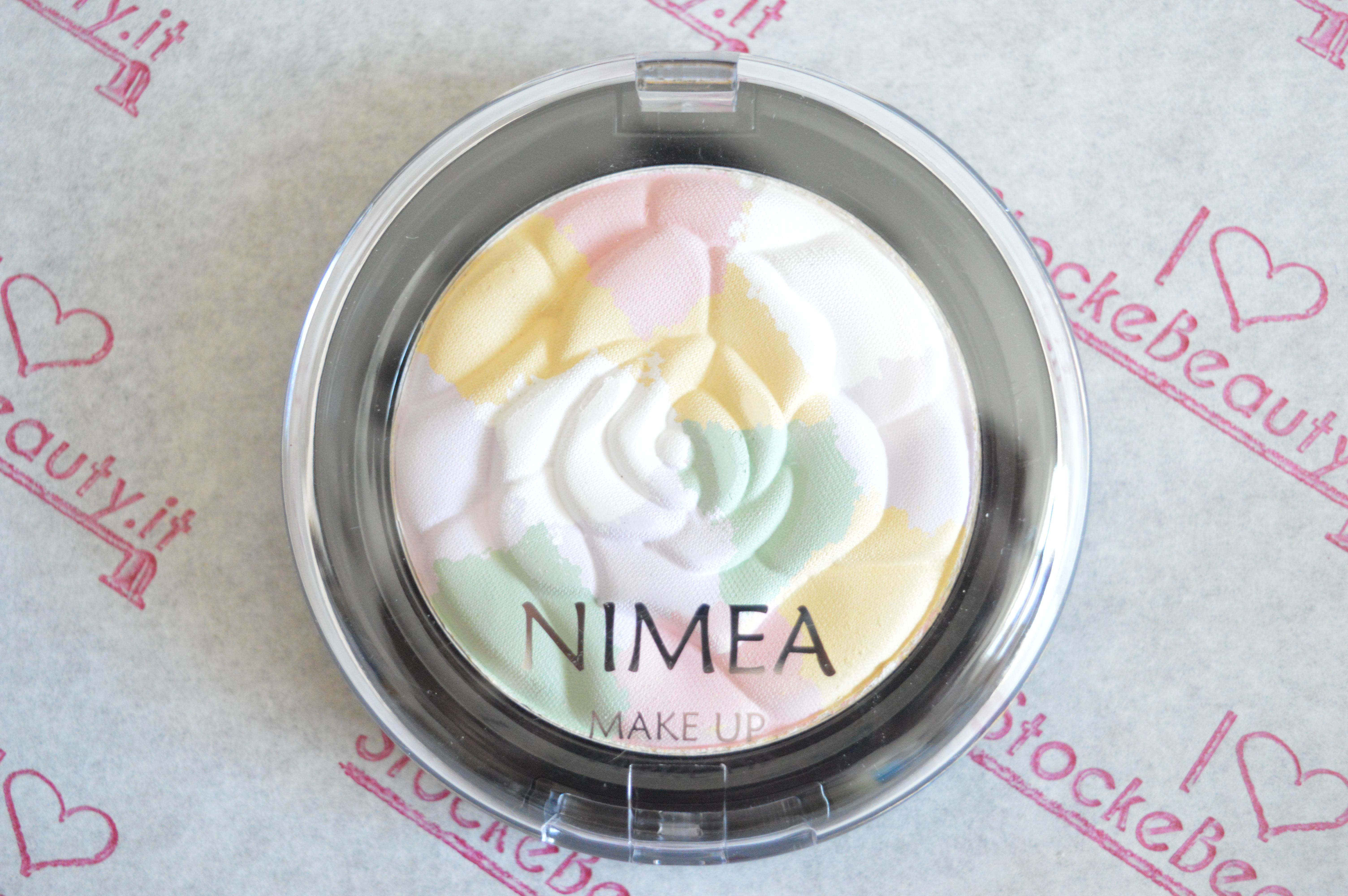 NIMEA PROFESSIONAL MAKE-UP- CORRETTORI COMPATTI