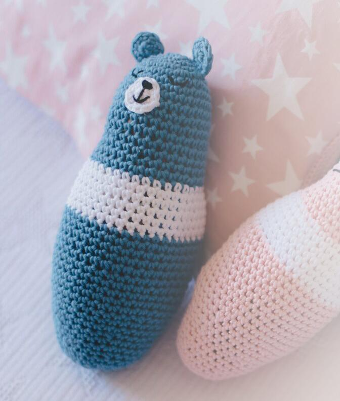 Homeware - Cotton - TEDDY AMIGURUMI - 1