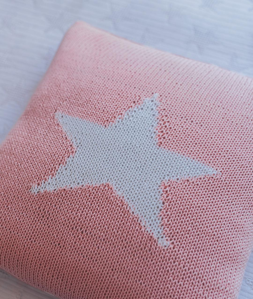 Homeware - CottonHomeware - Cotton - MY LITTLE STAR CUSHION - 1