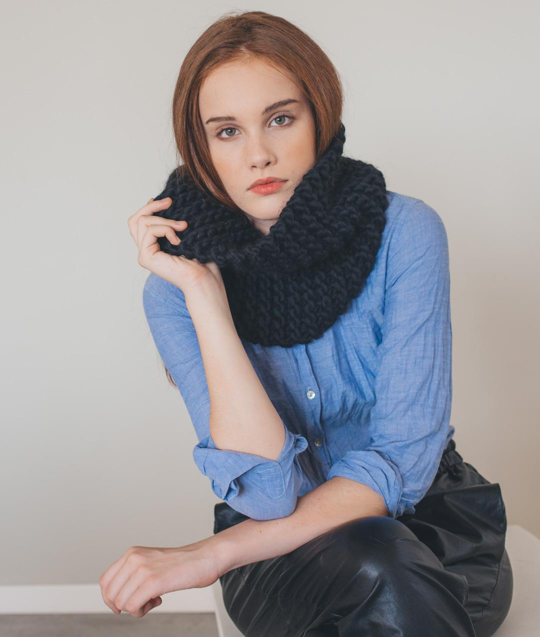 Patterns - Needles & Co. - Snood for Good - Pattern - 1