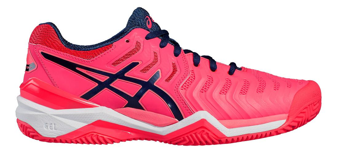 ASICS  RESOLUTION CLAY  7