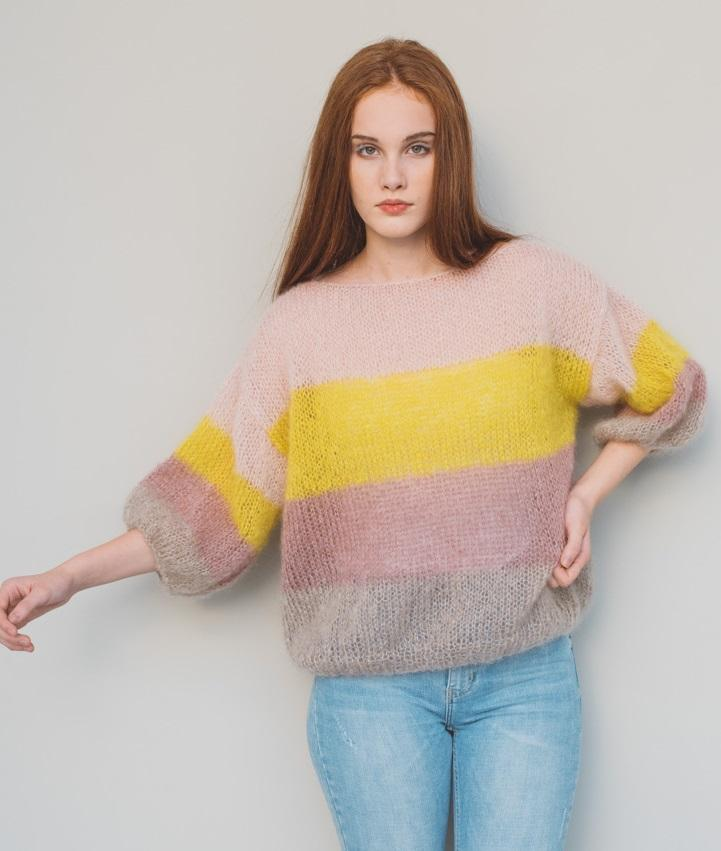 Sweaters and Tops - Wool - Miera Iela Pull - 1