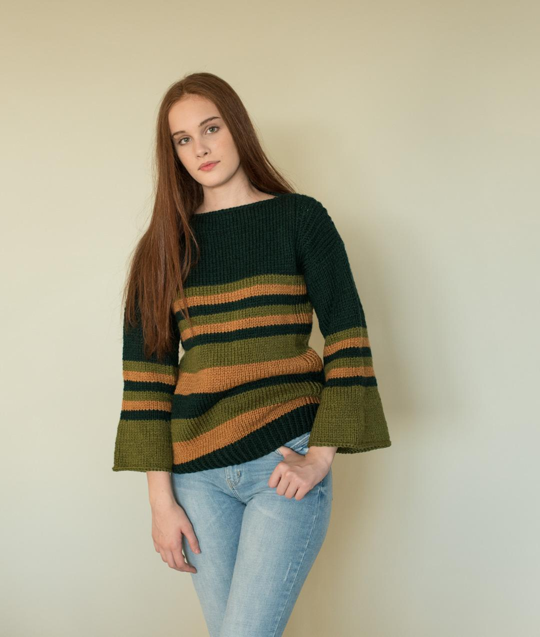 Maglie e Top - Lana - Maine Sweater - 1