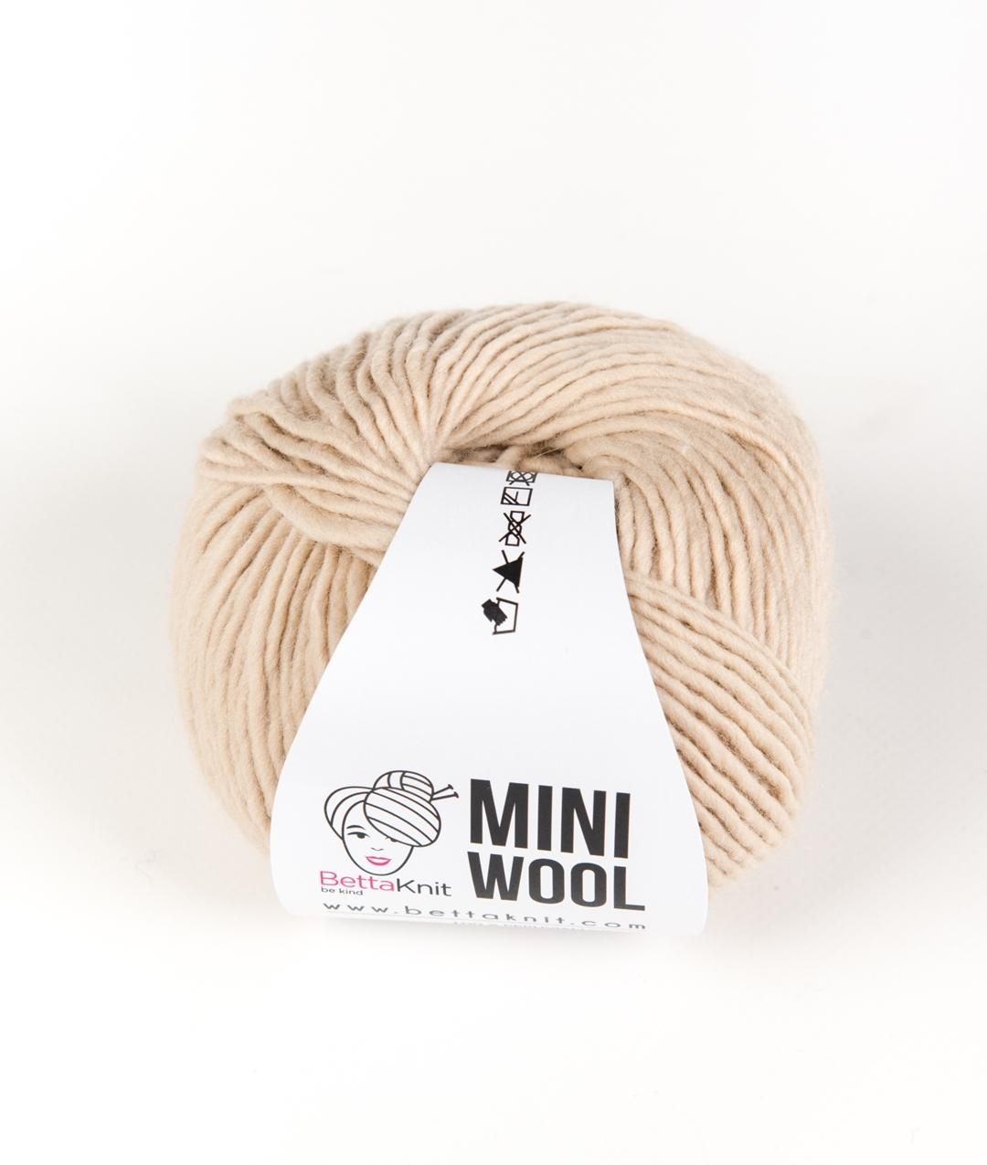 SALES - Wool - Mini Wool - 1