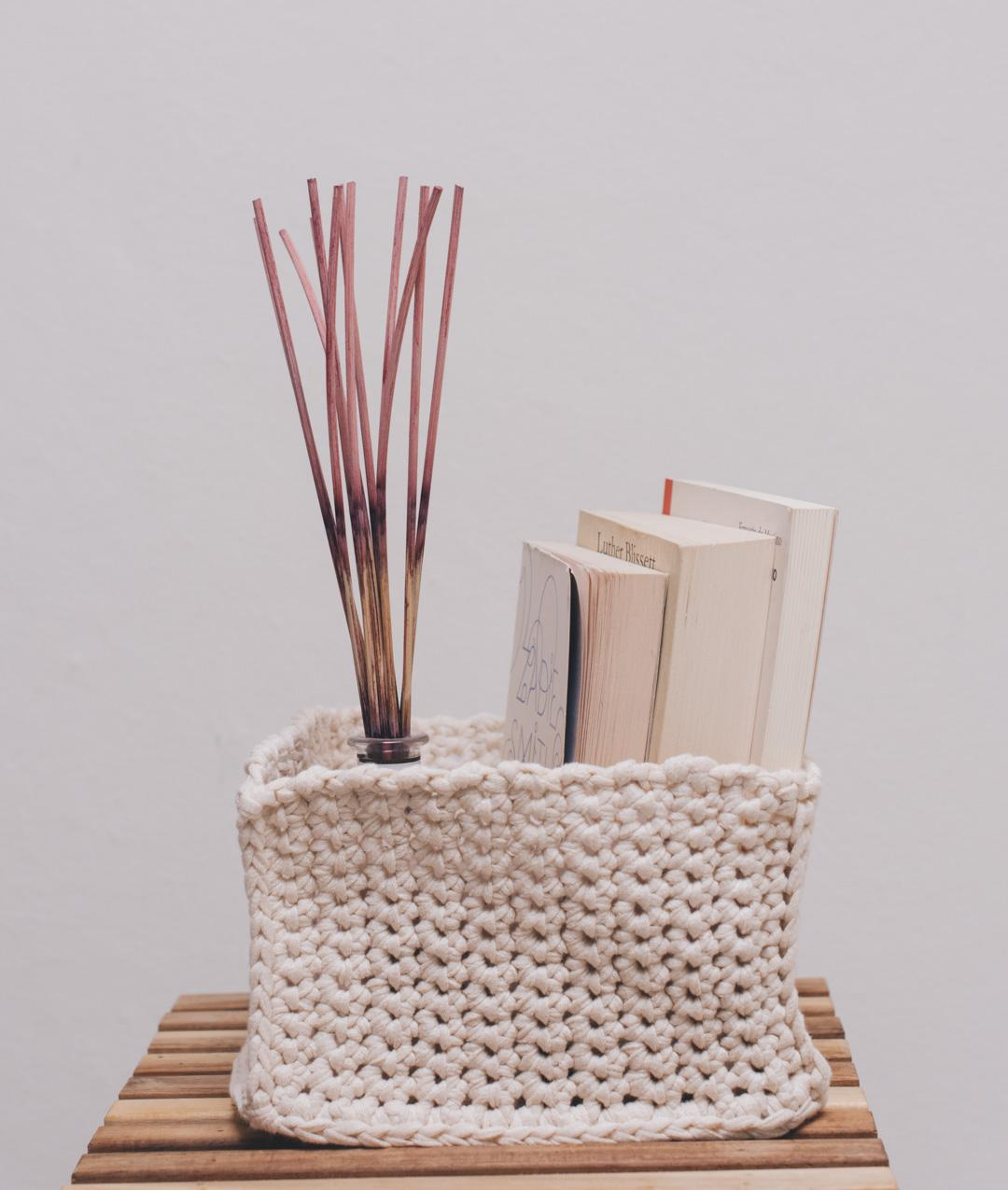 Homeware - Cotton - Chesty Basket - 1