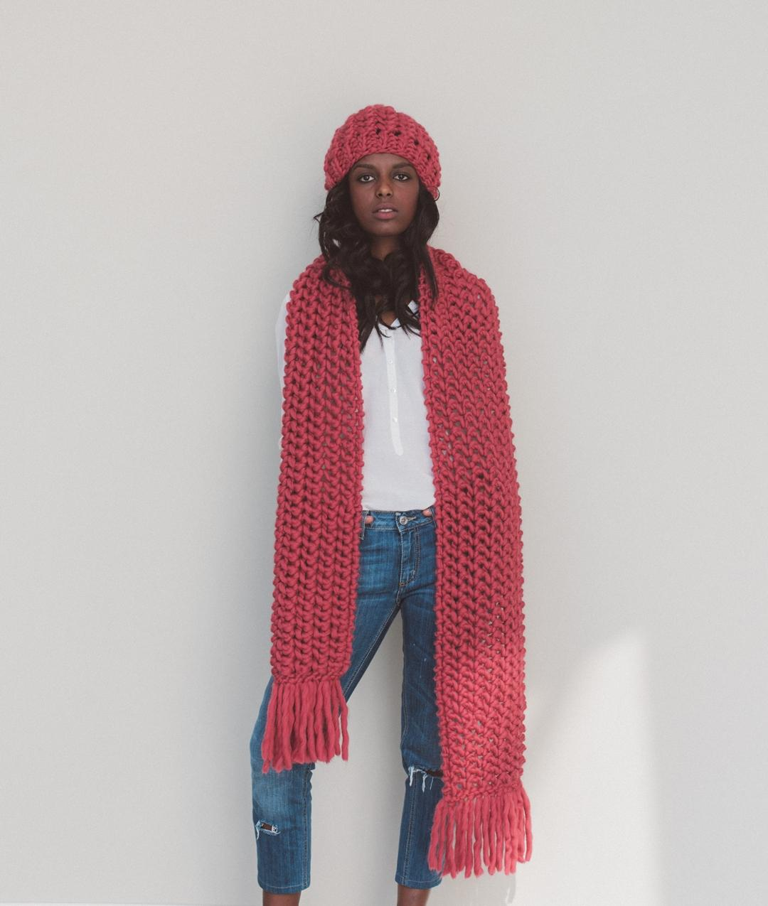 Scarves and Snoods - Wool - Lady Mercy Scarf - 1