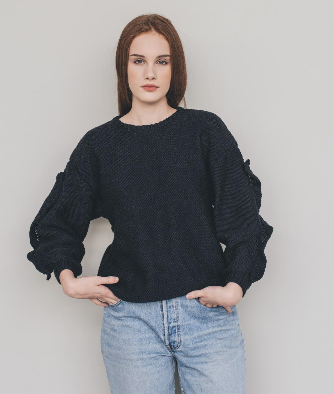 Sweaters and Tops - Wool - NEW CLASSIC JUMPER - 1