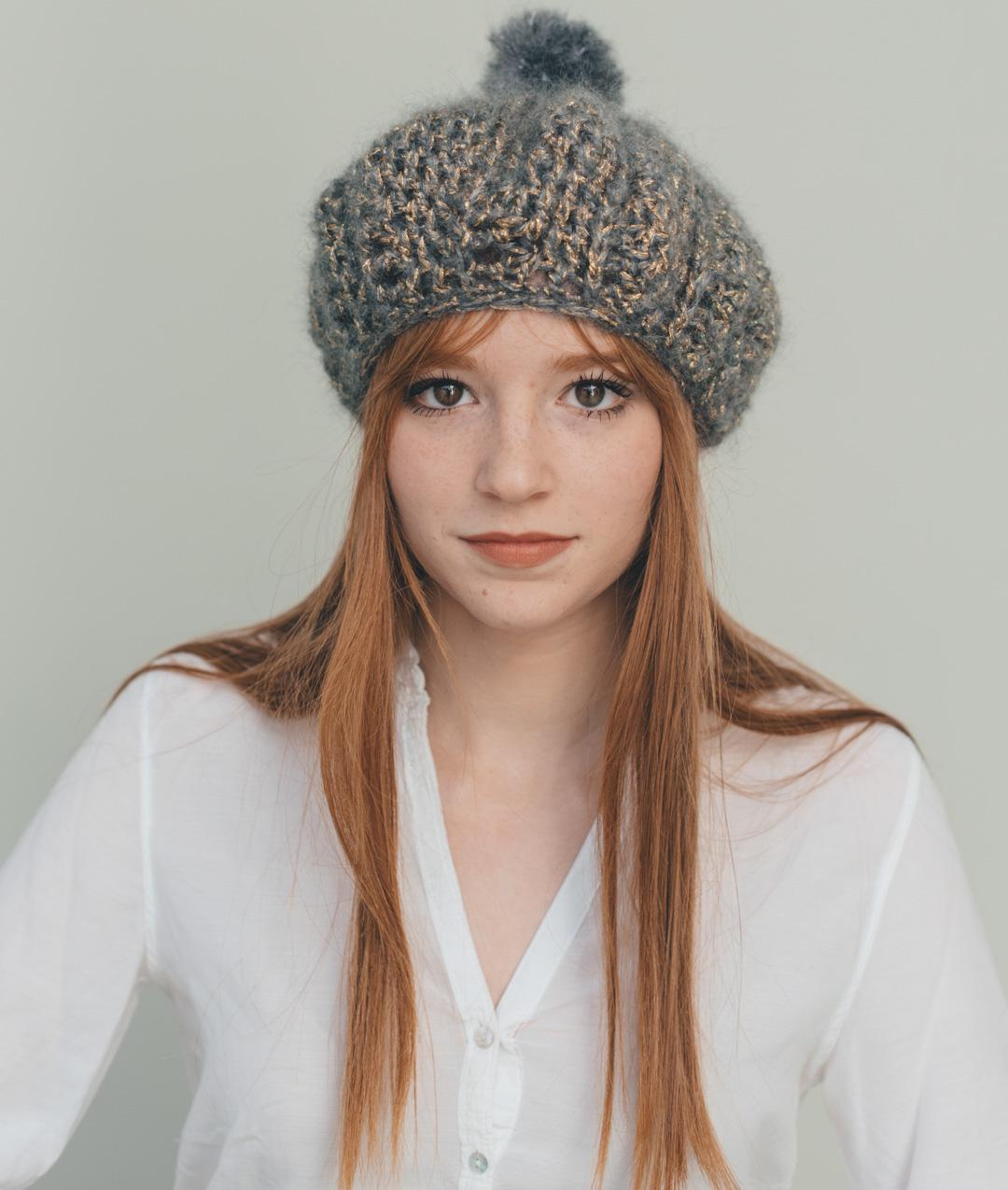 Hats, Beanies and Scarves - Wool - Party Girls Hat - 1