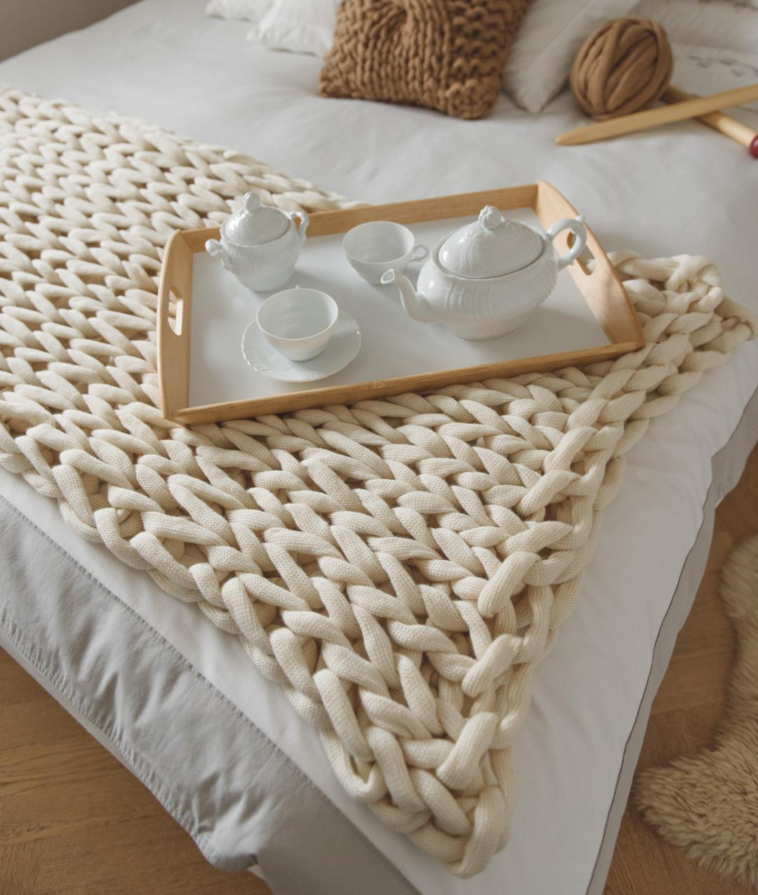 Homeware - Wool - XXL BLANKET - 1