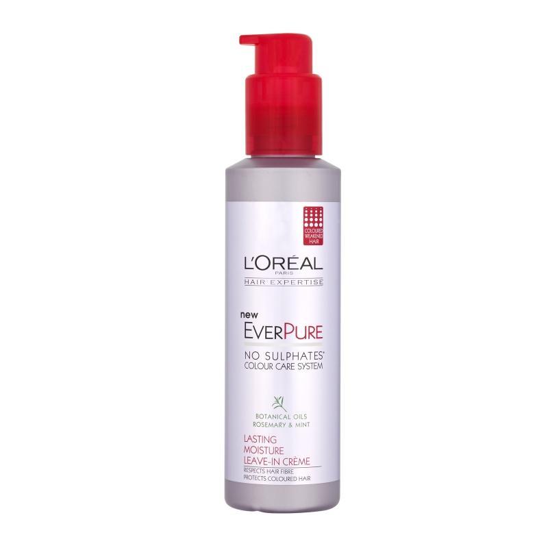 L'Oréal Paris Hair Expertise EverPure Lasting Moisture Leave-In Crème 150ml