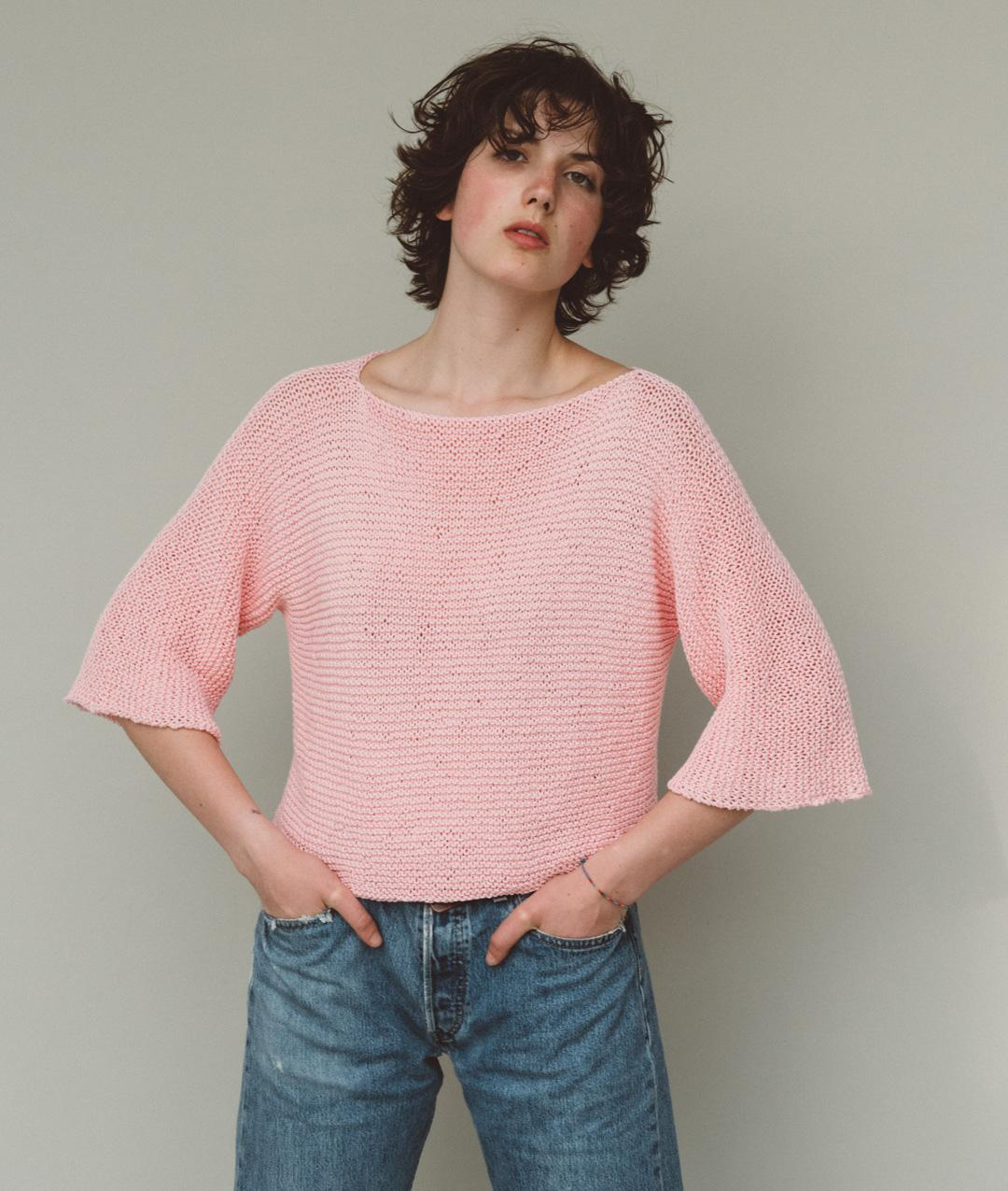 Maglie e Top - Cotone - Tulip T-Shirt - 1