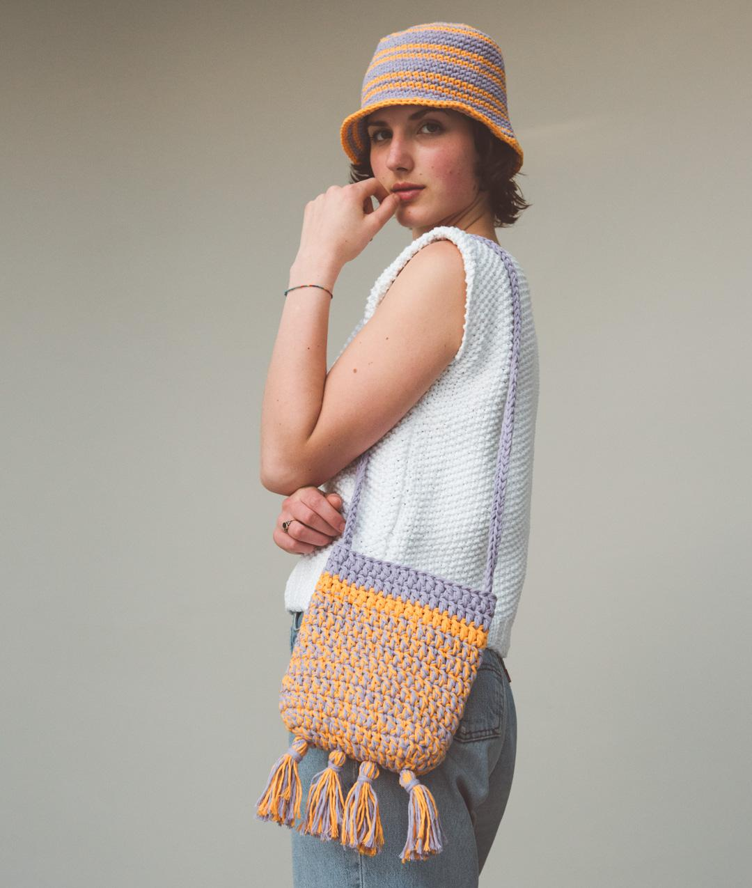 Bags Collection -  - Sun Set Hat & Bag - 1
