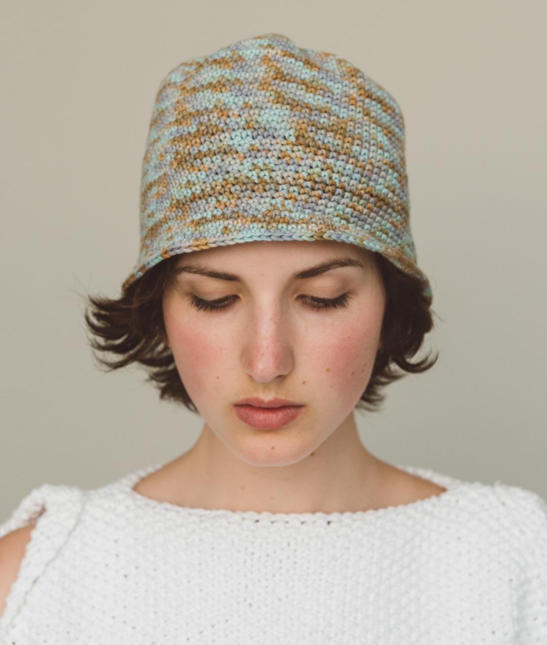Hats and Beanies - Cotton - La Cloche - 1