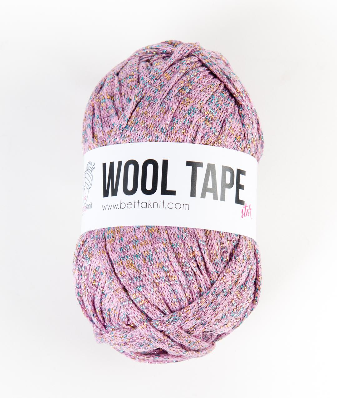 SALES -  - Wool Tape Star - 1