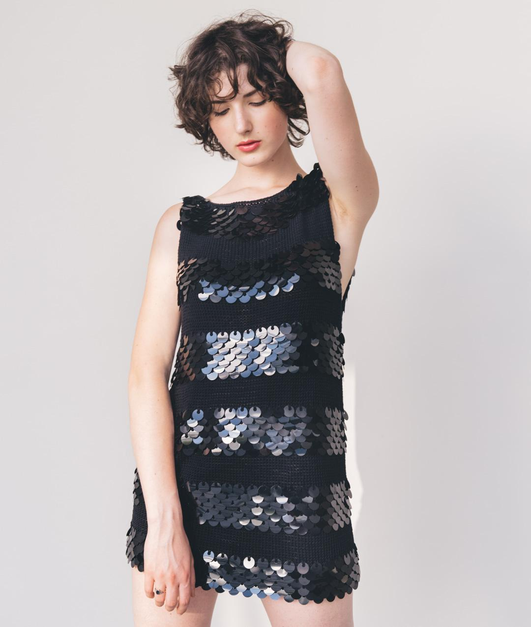 Black Label Collection - Sweaters and TopsBlack Label Collection - Dress - Pluto Dress - 1