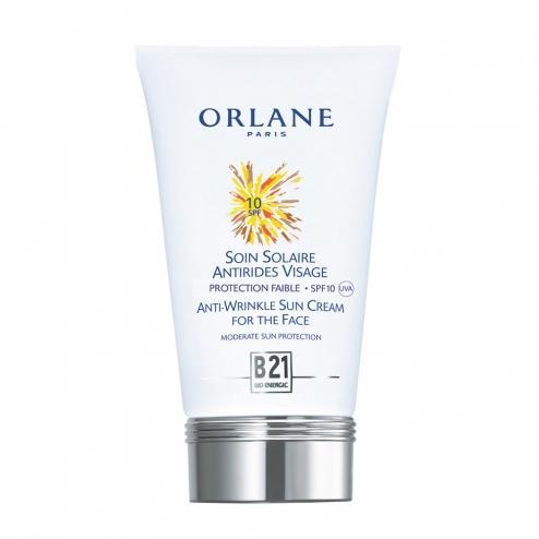 ORLANE SOIN SOLAIRE ANTIRIDES VISAGE SPF10 50ML