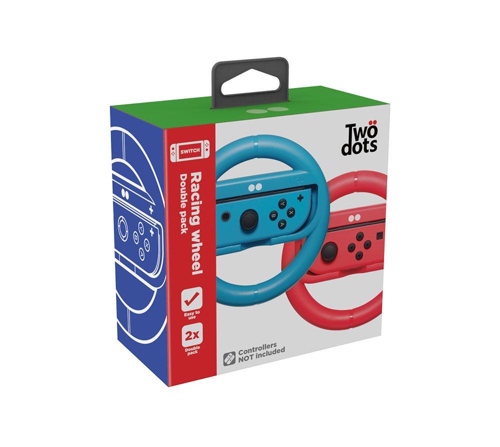 Volante da gara doppio Nintendo Switch