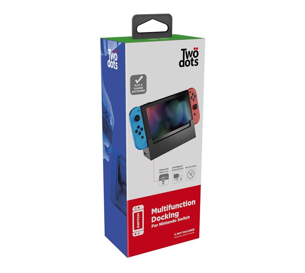 Kit base ricarica e collegamento TV Nintendo Switch