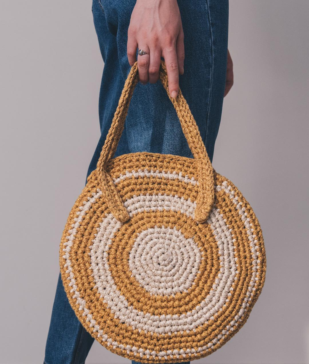 - AROUND YOU BAG - Rame/Oro Chiaro - 1