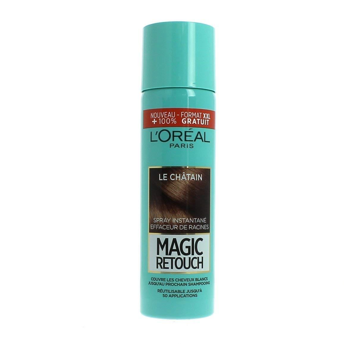 MAXI FORMATO!!Magic Retouch effaceur di radice l' Oréal Paris CASTANO