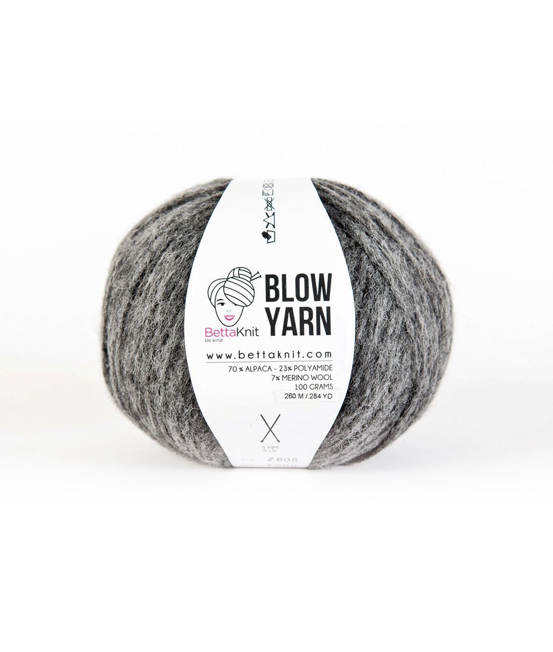 Filati - Gomitoli senza ferri - Blow Yarn Pack - 5 gomitoli - 1