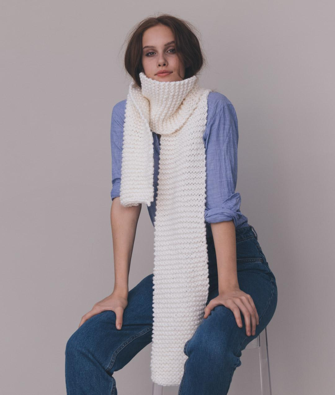 Scarves and Snoods -  - NAIMI SCARF - 1