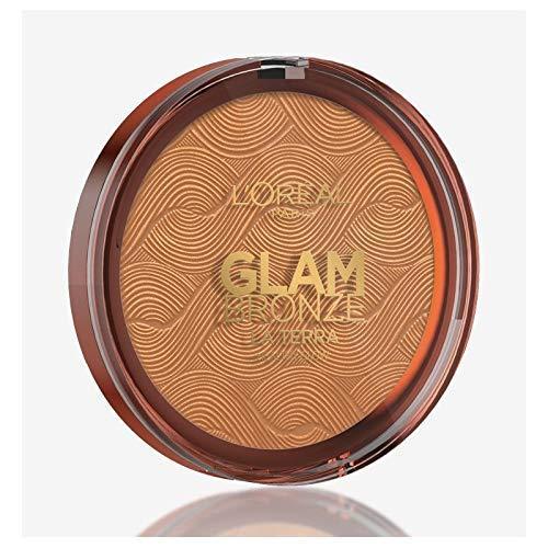 L'Oréal Paris Joli Bronze Terra Make Up Abbronzante Viso in Polvere, Texture Leggera, 03 Amalfi