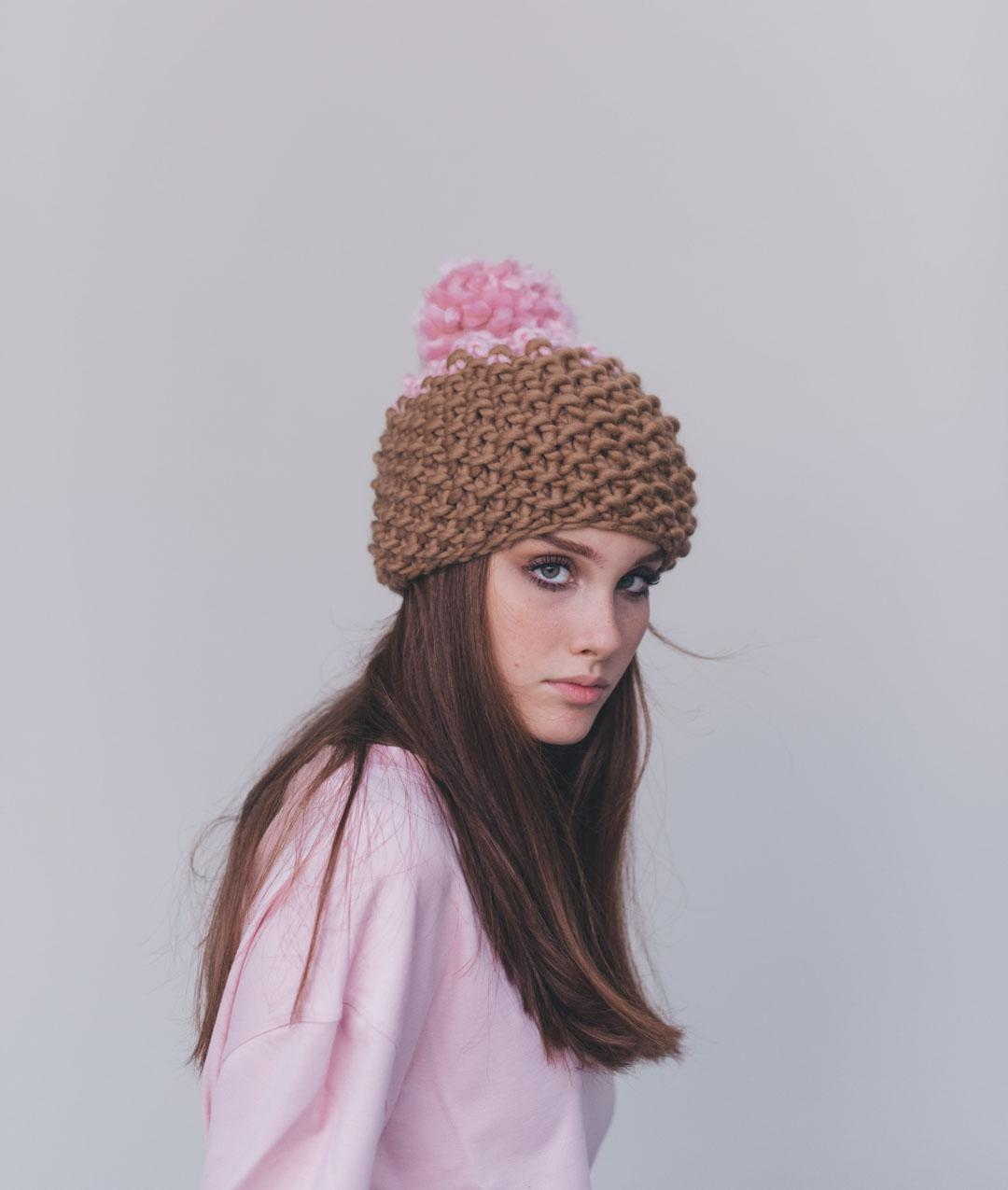 Scarves and Snoods - Wool - Hats and Beanies - Calimon Hat - 1