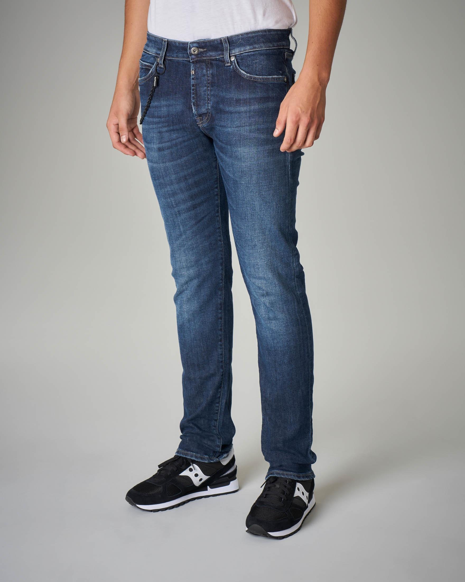 Jeans linea Deluxe vita media