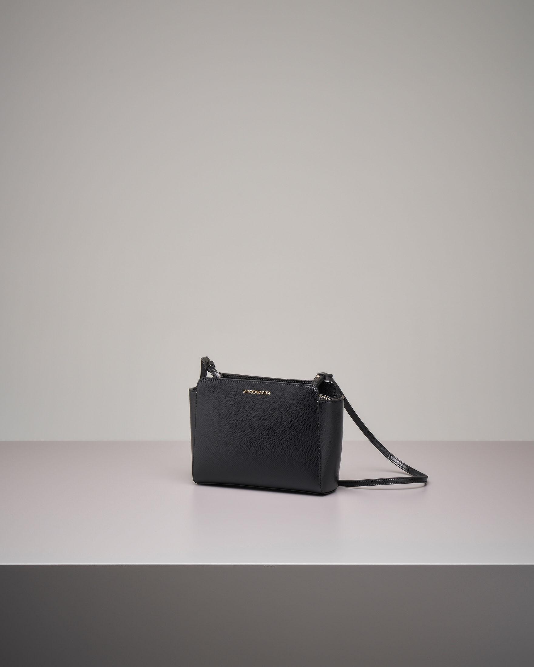 Cross bag nera · Emporio Armani f7e48af0ed779