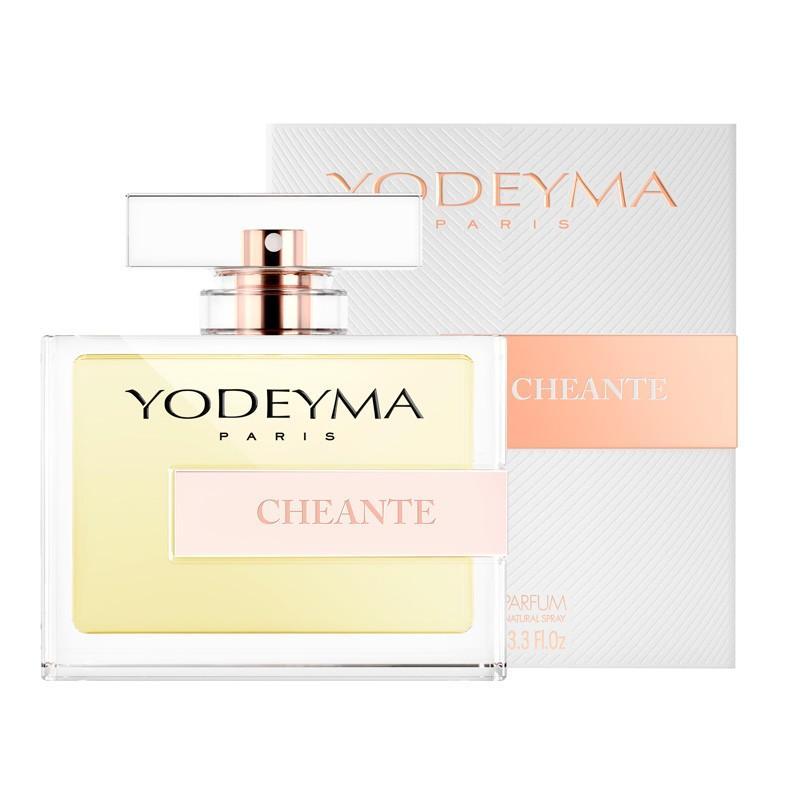 CHEANTE Eau de Parfum 100 ml Profumo Donna