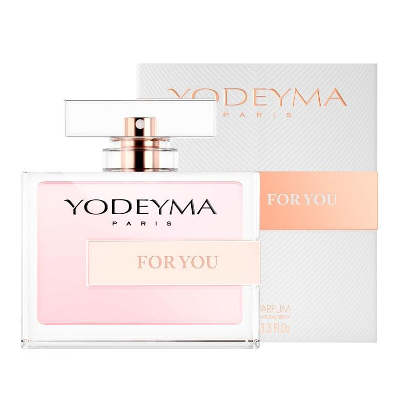 FOR YOU Eau de Parfum 100 ml Profumo Donna