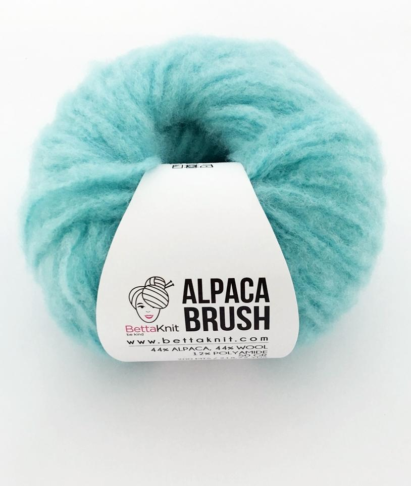 Wool - Skeins - ALPACA BRUSH - 1
