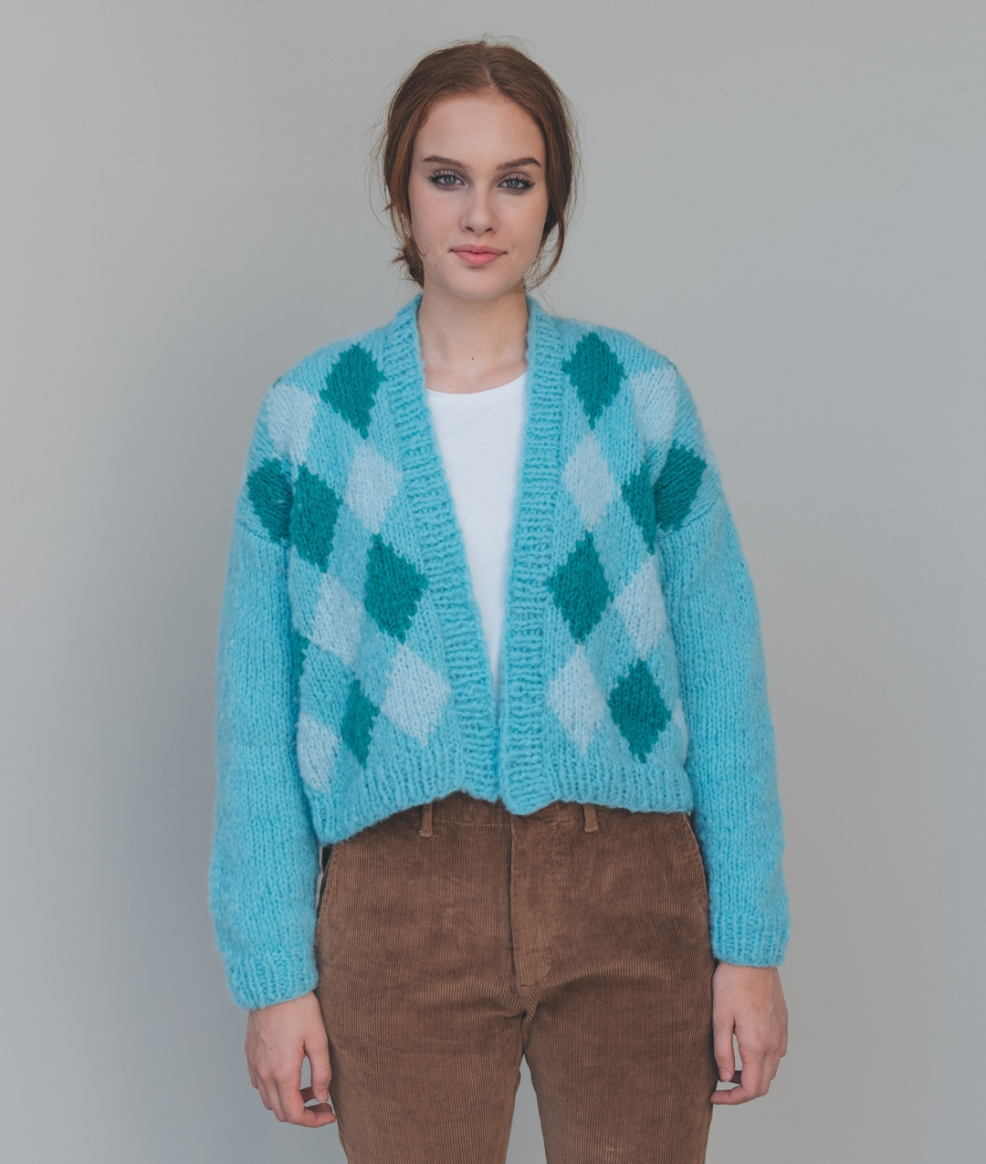Cardigans and Vests  - Wool - ICE CREAM CARDI - 1