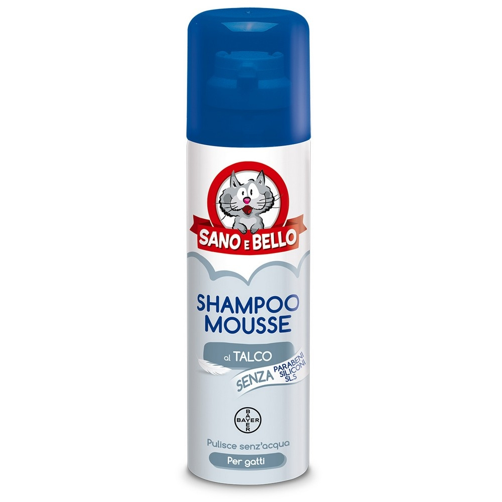 Acquista Sano Bello Shampoo Mousse Secco 17487477   Glooke.com