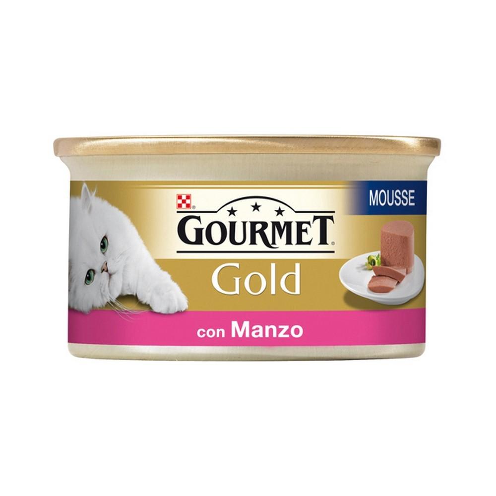 Acquista Gold Mousse Manzo Prelibato Umido 17487490 | Glooke.com