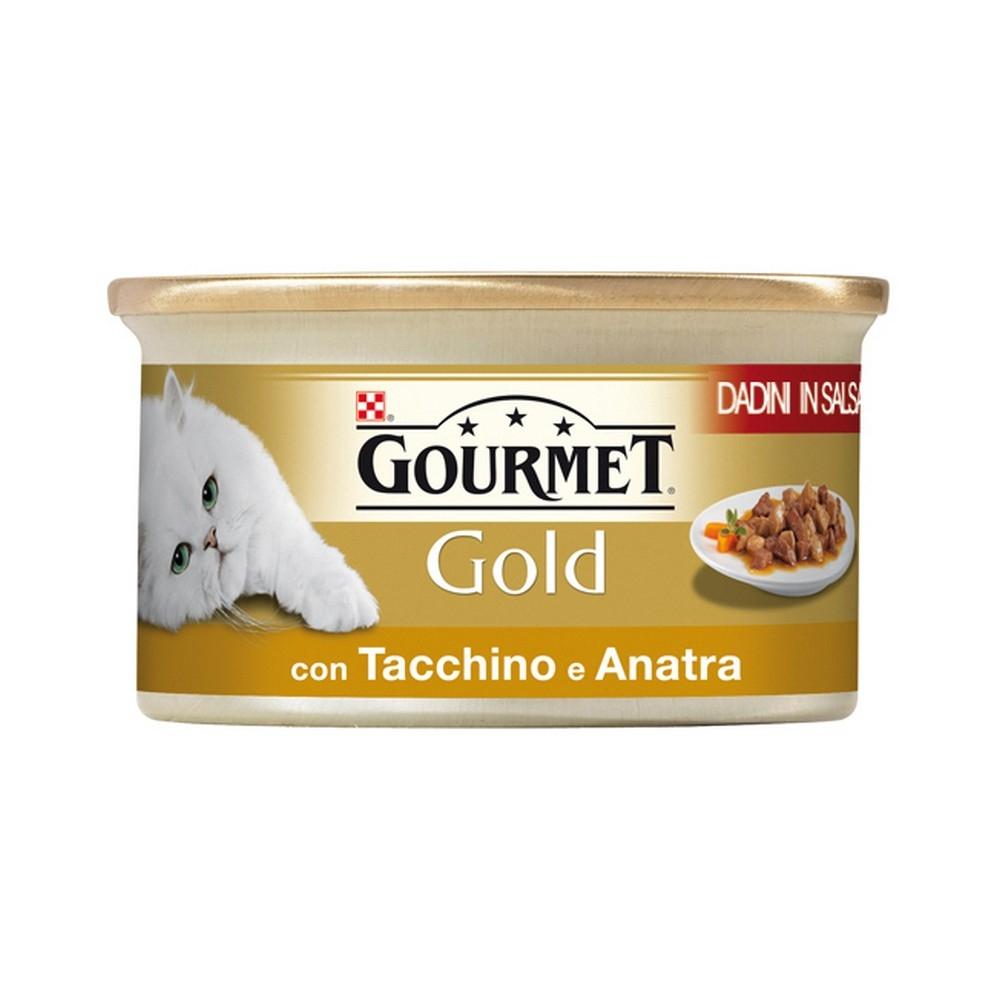 Acquista Gold Dadini Tacchino Anatra Salsa 17487493 | Glooke.com