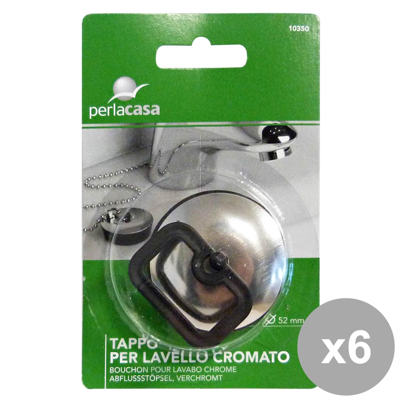 Acquista Set 6 Tappi Lavello 10350 Accessori 17504077   Glooke.com